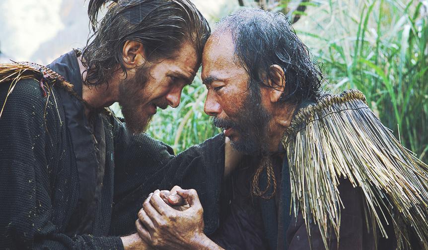 MOVIE|巨匠マーティン・スコセッシが日本文学の金字塔『沈黙』をついに映画化!