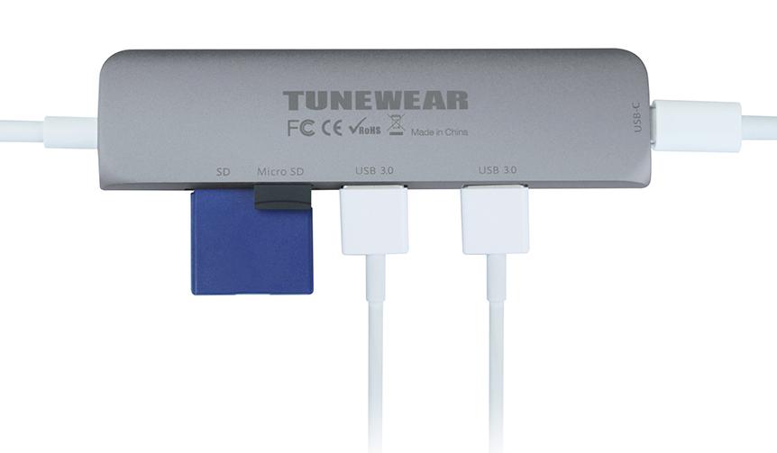 TUNEWEAR|最先端の高性能チップを採用しながらも、重量はわずか44グラム