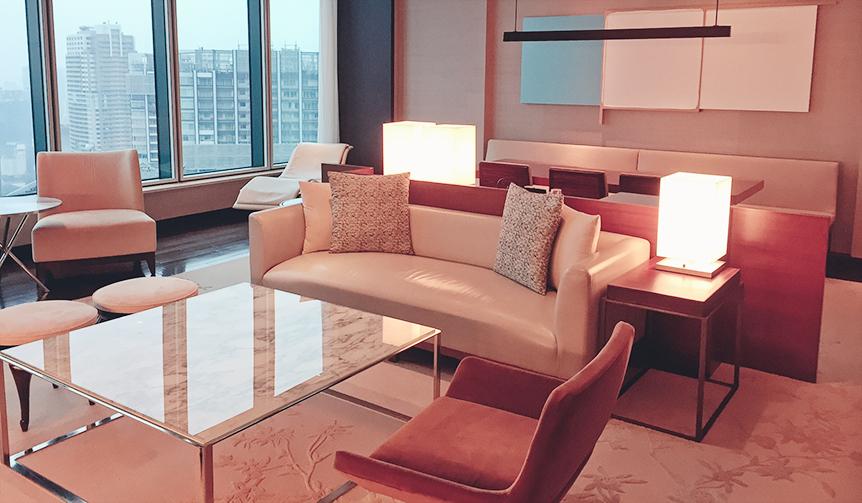 連載|麗子の部屋♥︎ 第7回「コンラッド東京」で冬のおこもり