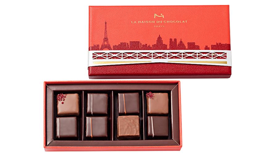 La Maison du Chocolat|ラ・メゾン・デュ・ショコラが贈る 、パリのバレンタイン
