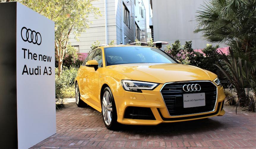 アウディA3、S3を大幅改良|Audi