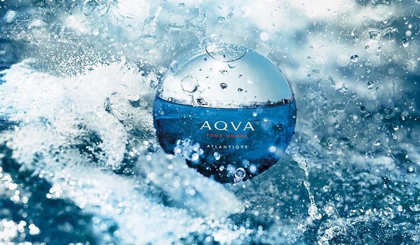 【2/1発売】BVLGARI|大西洋の力強さにインスピレーションを得た「アクア」新フレグランス