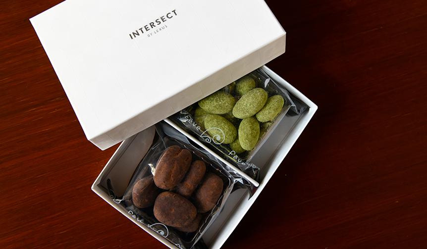 INTERSECT BY LEXUS – TOKYO|辻口博啓がバレンタインに贈る低糖質チョコレート