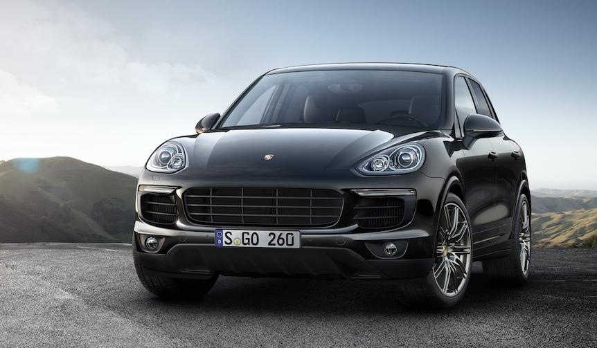 ポルシェ「カイエンS」にプラチナ エディションを設定|Porsche