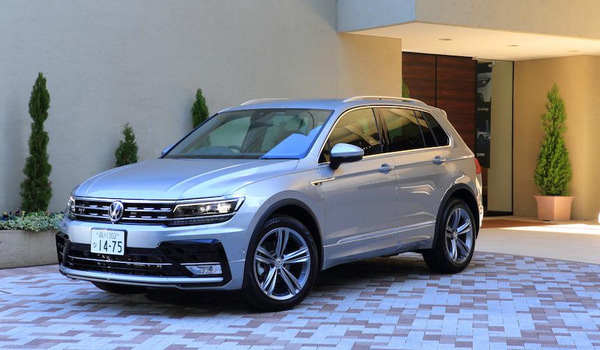 新型フォルクスワーゲン ティグアンに試乗|Volkswagen