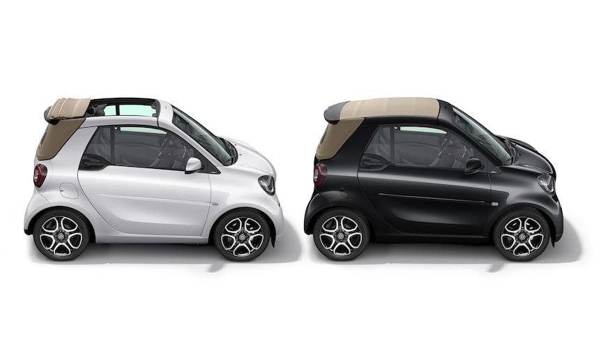 イタリアをイメージした2種類のスマート特別限定車|smart