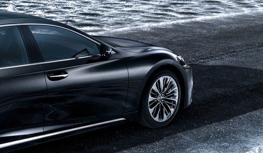 Lexus LS500h|レクサス LS500h