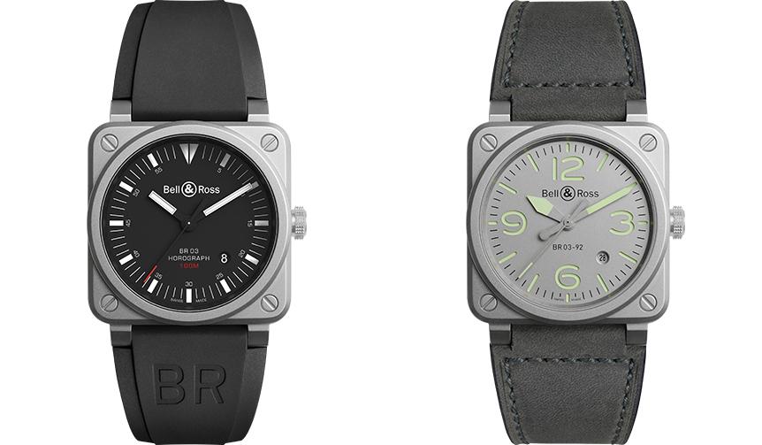 Bell&Ross|工業製品的美学を纏う「BR 03-92」シリーズに新作が登場