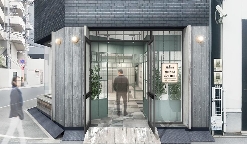 Maison MIHARA YASUHIRO|大阪の「ミハラヤスヒロ」がリニューアル