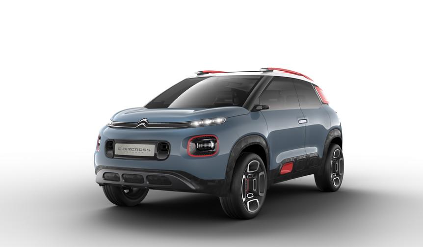 ジュネーブモーターショーで2つのコンセプトカーを世界初披露|Citroen