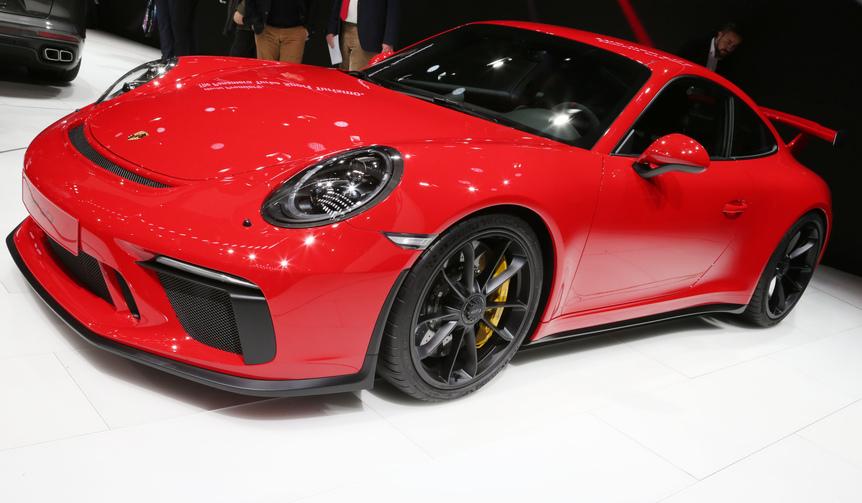 新型ポルシェ911GT3を発表|Porsche