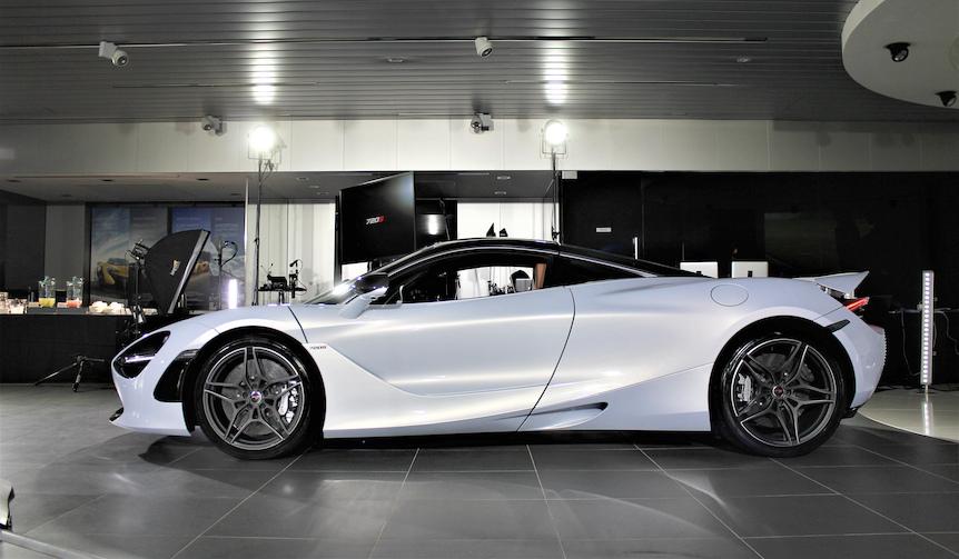 マクラーレン「720S」発表とほぼ同時に日本にも上陸|McLaren