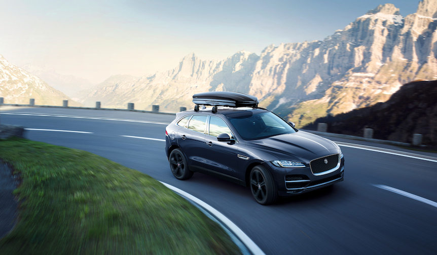 Jaguar F-Pace Active Edition Package|ジャガー Fペース アクティブ エディション パッケージ