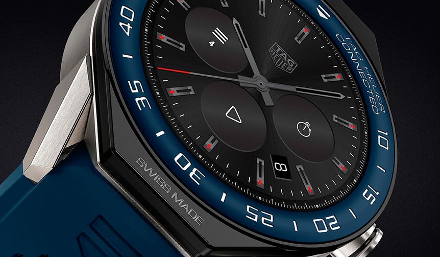 TAG HEUER|新スマートウォッチ「タグ・ホイヤーコネクテッド モジュラー 45」世界同時発売