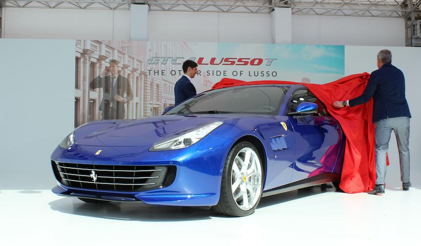 Ferrari GTC4 Lusso T|フェラーリ GTC 4ルッソ T
