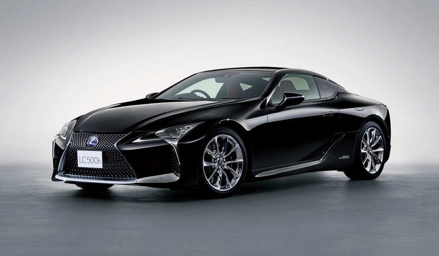 Lexus LC 500h|レクサス LC 500h