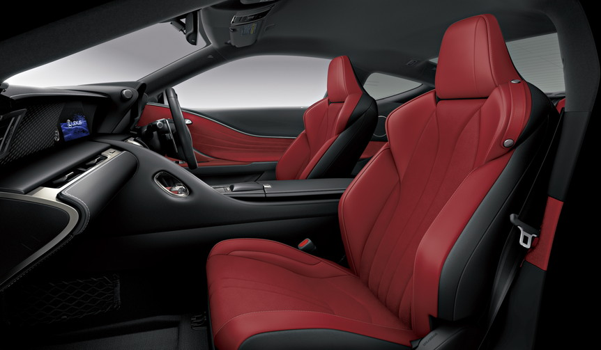 Lexus LC 500 レクサス LC 500