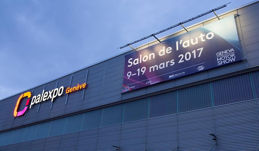 Geneva Motor Show 2017|ジュネーブ モーターショー2017