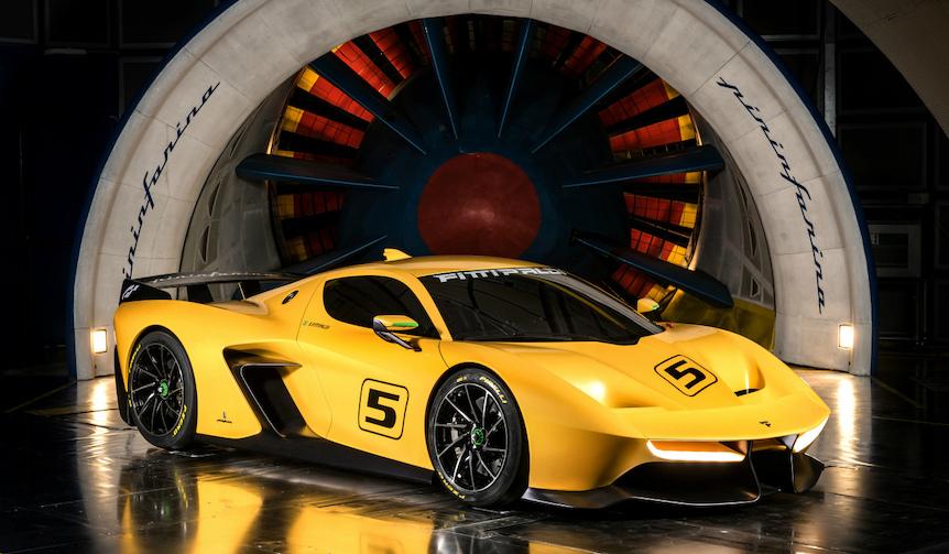 レース界のレジェンド×ピニンファリーナによる超限定スーパーカー|Pininfarina