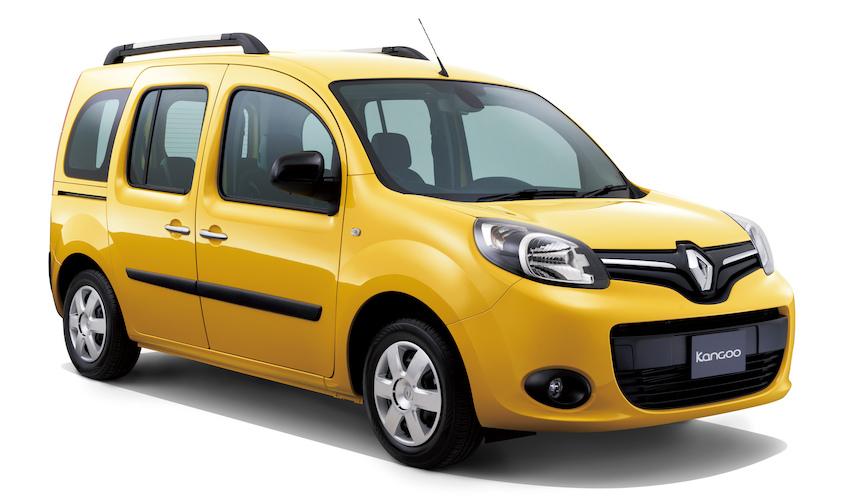 Renault Kangoo With Pet|ルノー カングー ウィズ ペット