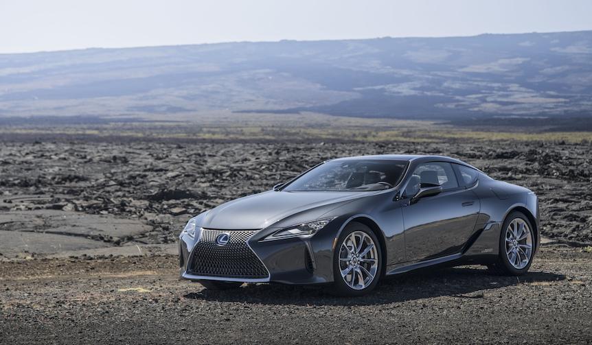 レクサスの新フラッグシップクーペ「LC」試乗(後篇)|Lexus