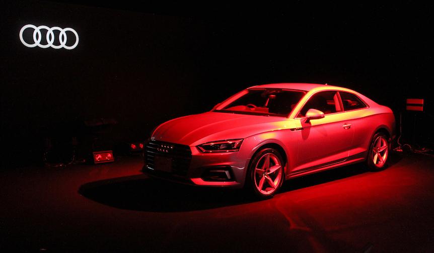 第2世代のアウディA5/S5が日本上陸|Audi