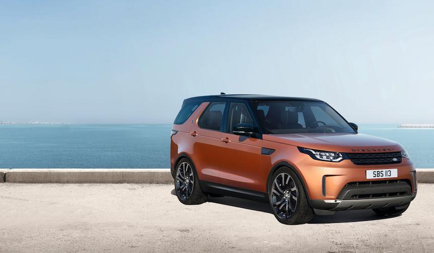 新型ディスカバリーの誕生を祝した限定車|Land Rover