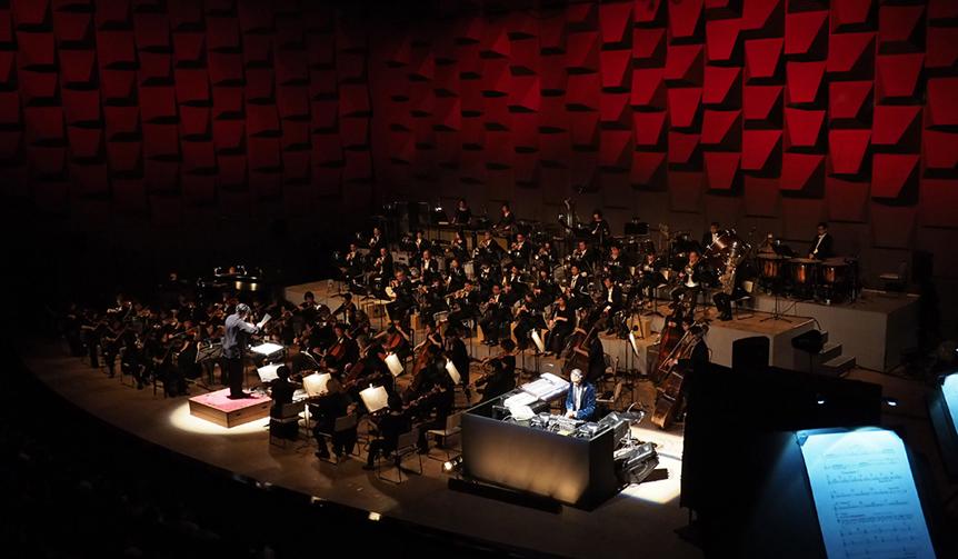 MUSIC|ジェフ・ミルズ×東京フィルハーモニー交響楽団の東京公演第2弾イベントレポート