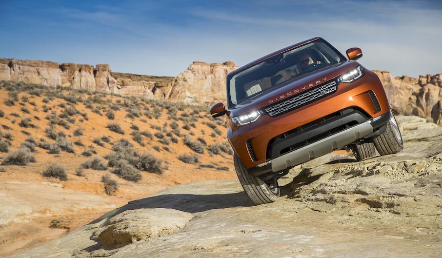 Land Rover Discovery|ランドローバー ディスカバリー