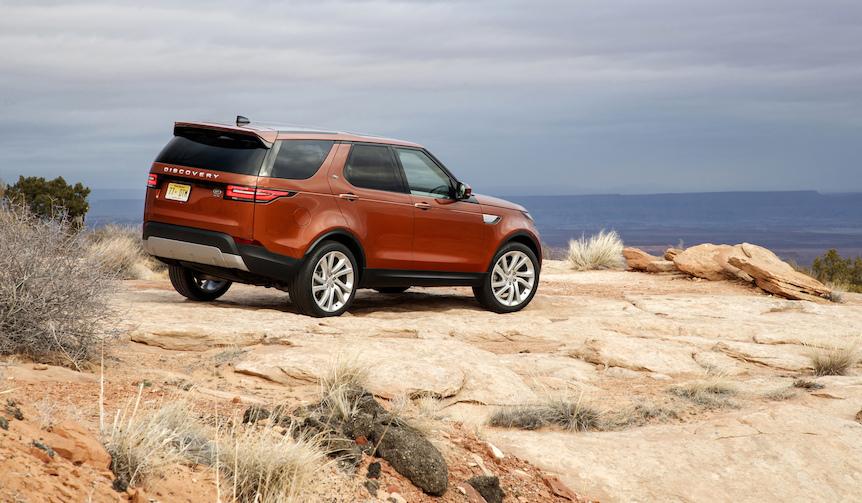 Land Rover Discovery ランドローバー ディスカバリー