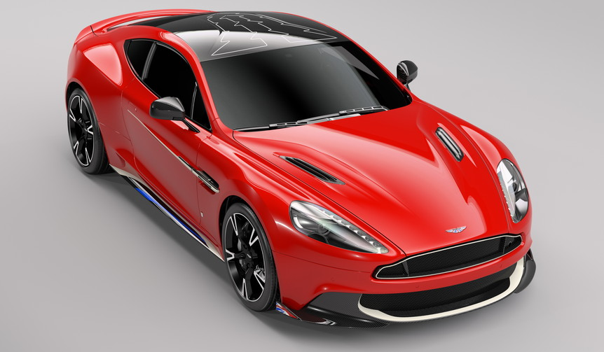 Aston Martin Vanquish S Red Arrows Edition|アストンマーティン ヴァンキッシュ S レッドアローズ エディション