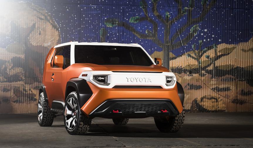 ニューヨークショーで小型SUVコンセプトをワールドプレミア|Toyota