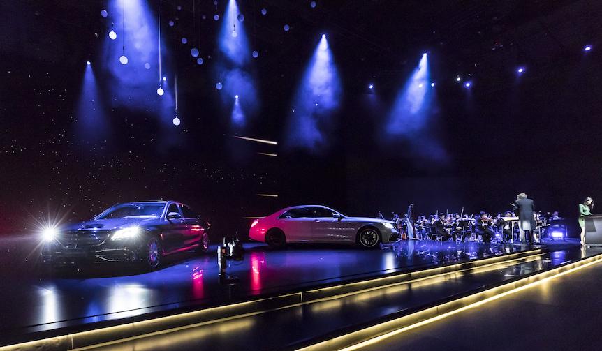 新型Sクラスを発表|Mercedes-Benz