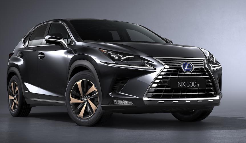 NXのマイナーチェンジモデルを上海モーターショーで披露|Lexus