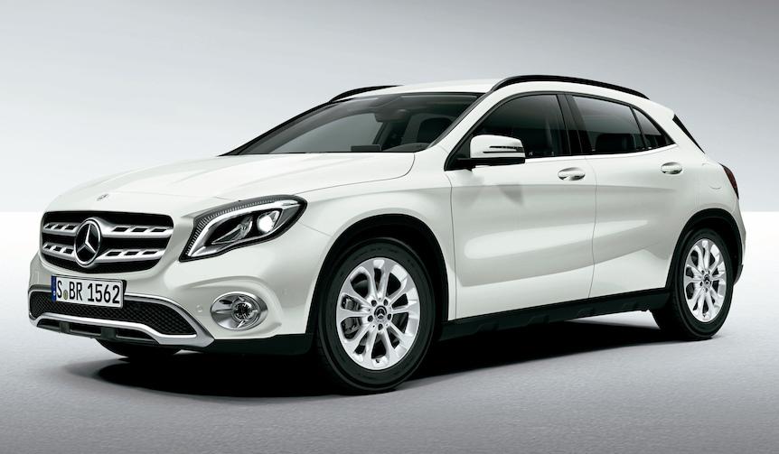 Mercedes-Benz GLA 180|メルセデス・ベンツ GLA 180
