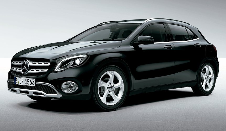 Mercedes-Benz GLA 220 4MATIC|メルセデス・ベンツ GLA 220 4MATIC