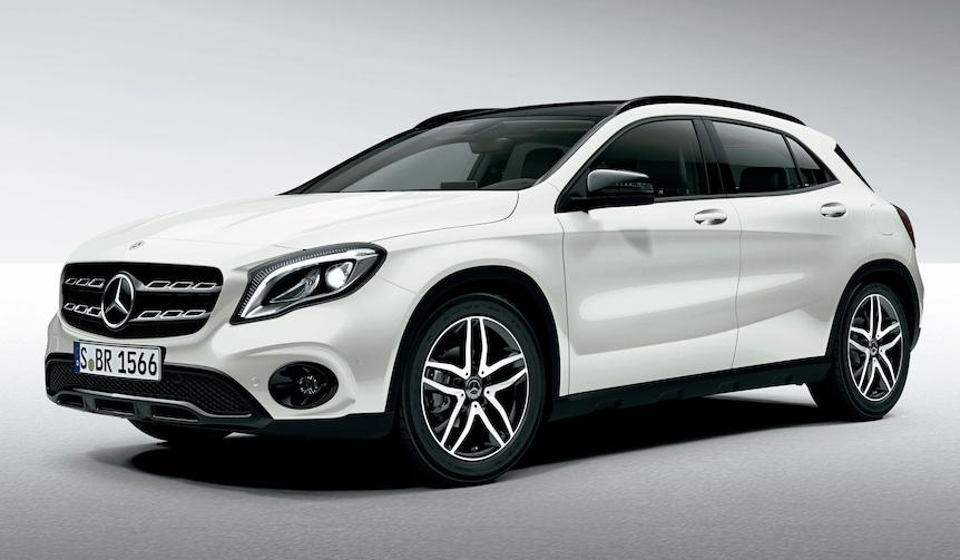 Mercedes-Benz GLA 250 4MATIC|メルセデス・ベンツ GLA 250 4MATIC