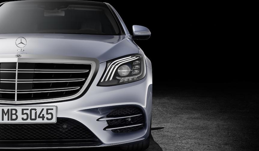 Mercedes-Benz S-Class|メルセデス・ベンツSクラス