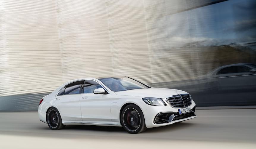 Mercedes-AMG S 63 4MATIC+|メルセデス AMG S 63 4マティック+