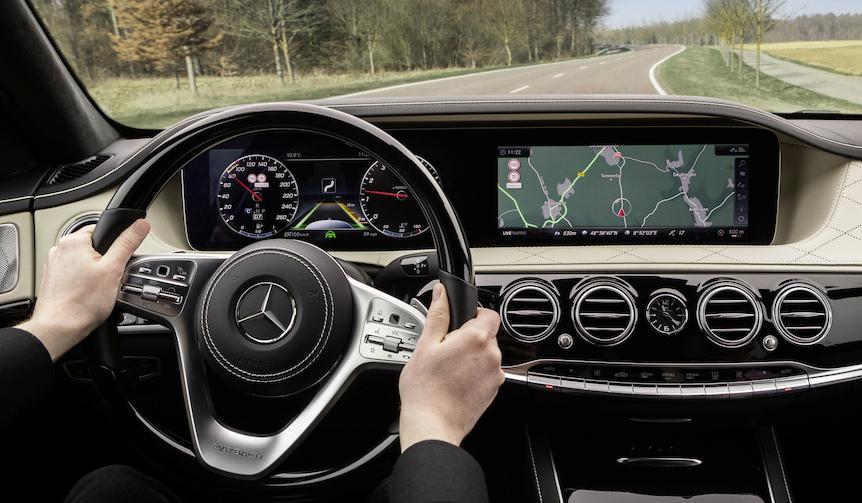 Mercedes-Benz S-Class メルセデス・ベンツSクラス
