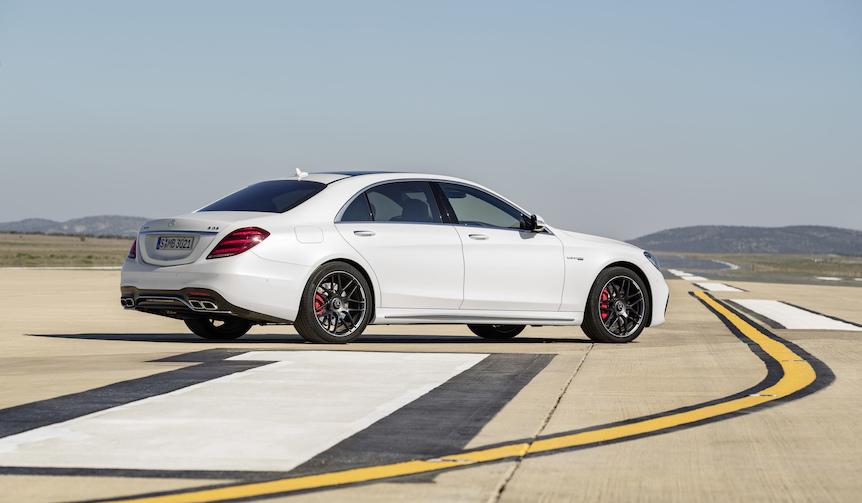 Mercedes-AMG S 63 4MATIC+ メルセデス AMG S 63 4マティック+