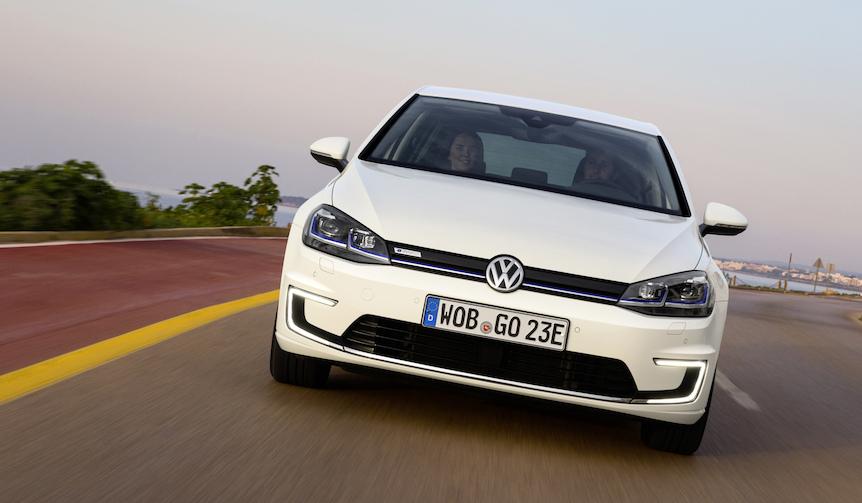 新しくなったeゴルフ&ゴルフGTEに試乗|Volkswagen