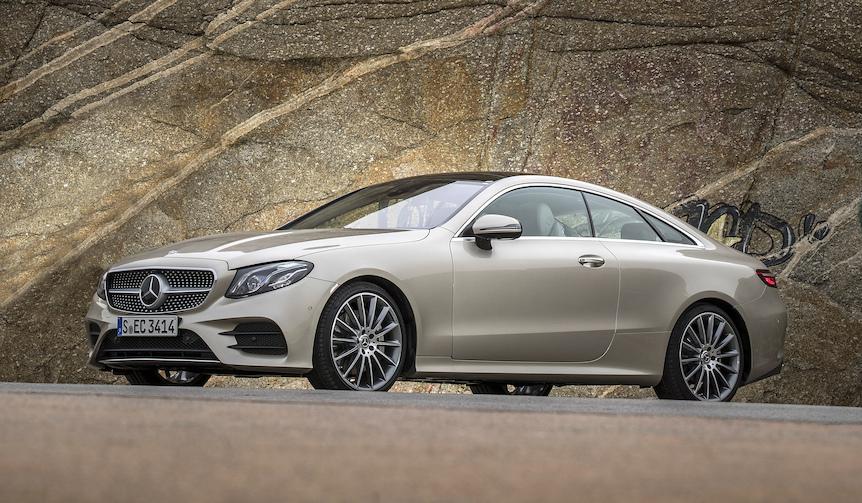 Mercedes-Benz E 300 Coupe|メルセデス・ベンツ E 400 クーペ