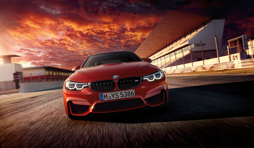M3とM4に走行性能を高めたコンペティションを新設定|BMW