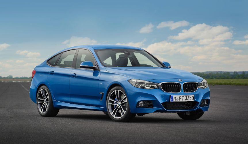 3シリーズグランツーリスモにディーゼルモデルを追加|BMW