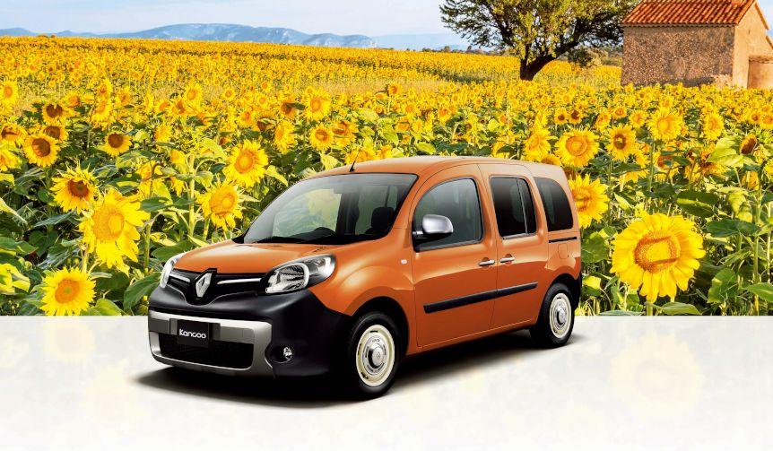 ロクシタンとタッグを組んだカングーの限定車|Renault