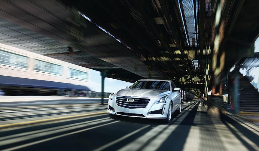 キャデラックCTSがフェイスリフト|Cadillac
