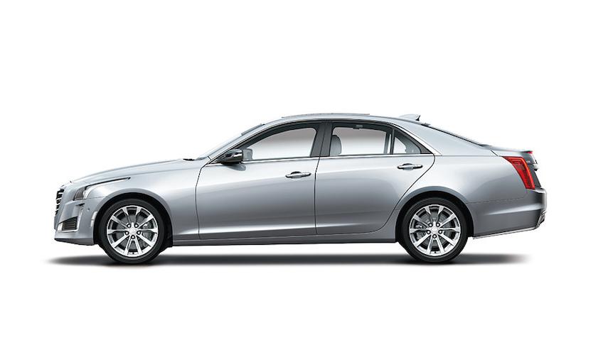 Cadillac CTS Silver Moon Right Edition|キャデラック CTS シルバームーンライトエディション