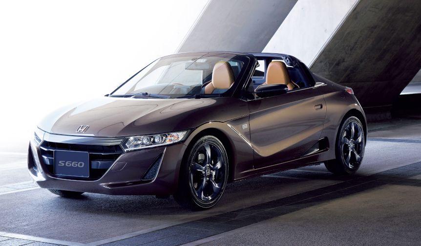 Honda S660 Bruno Leather Edition|ホンダ S660 ブルーノ レザー エディション
