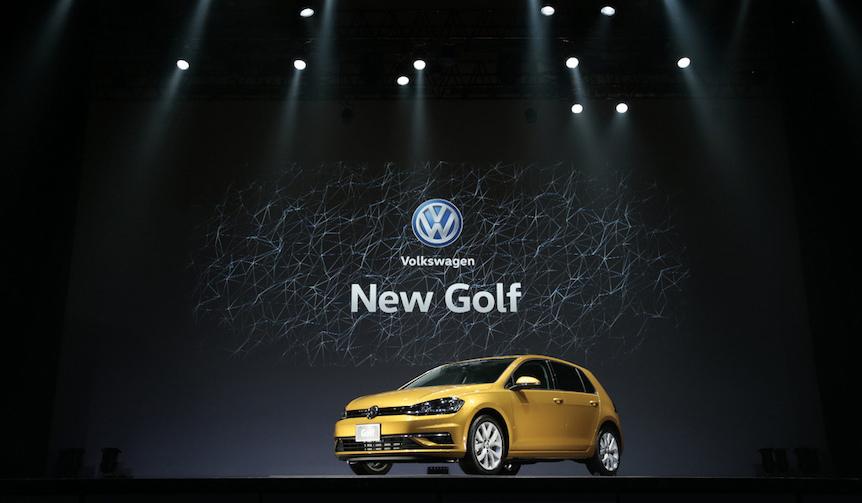 ゴルフ7が初のマイナーチェンジ|Volkswagen